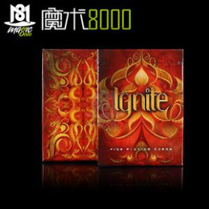 燃烧扑克牌 Ignite Playing Cards