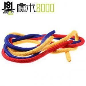 魔术8000 三绳连锁 绳子类魔术热卖魔术道具魔术用品批发