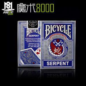 单车蛇牌扑克牌Bicycle Serpent Deck