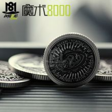 工制AF硬币 Ellusionist_Artifact Coins