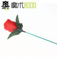 魔术8000 泡MM好上手的魔术道具花类魔术 火把玫瑰