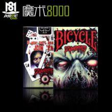 僵尸三代扑克牌 Bicycle Zombified