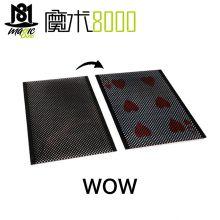魔术8000 高质量wow wow扑克瞬间变化