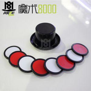 帽子彩虹片