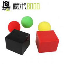魔术8000 近景魔术道具刘谦表演的魔术 潘多拉魔盒 (大号)