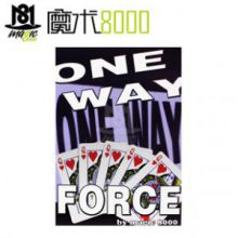 一路强选单车扑克牌 Bicycle one Way Forcing Deck