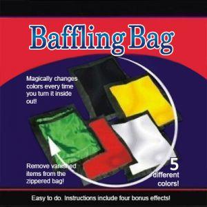 魔术8000 变色口袋 Baffling Bag 一学就会的舞台魔术道具