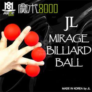 韩国JL系列 一球变四 红色 进口正品
