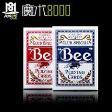 钛金属版蜜蜂扑克牌 Bee Titanium Edition