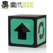 魔术8000 神秘立方体 神秘水立方 高质量舞台魔术道具专卖